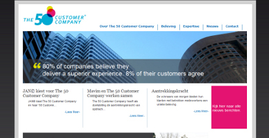 The 50 Customer Company