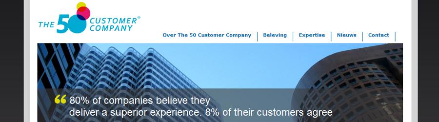 The 50 Customer Company